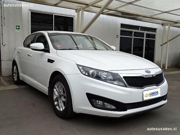 Kia Optima EX 2.0 año 2013