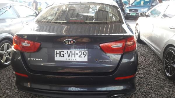 Kia Optima  año 2015