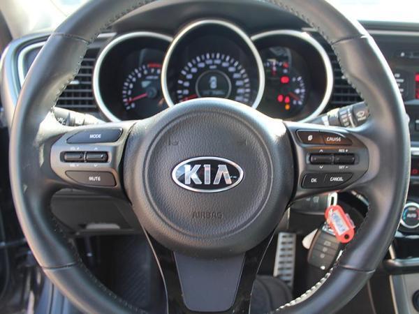 Kia Optima OPTIMA EX 2.0 año 2016
