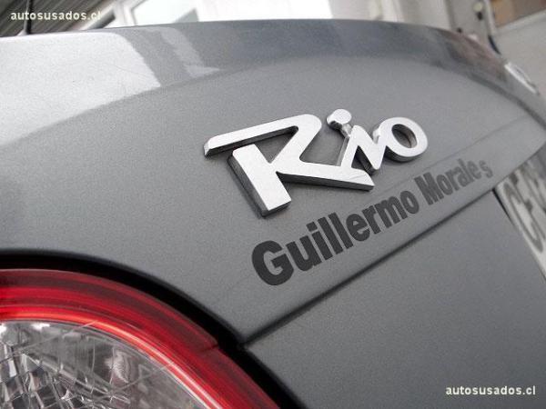 Kia Rio JB EX año 2010