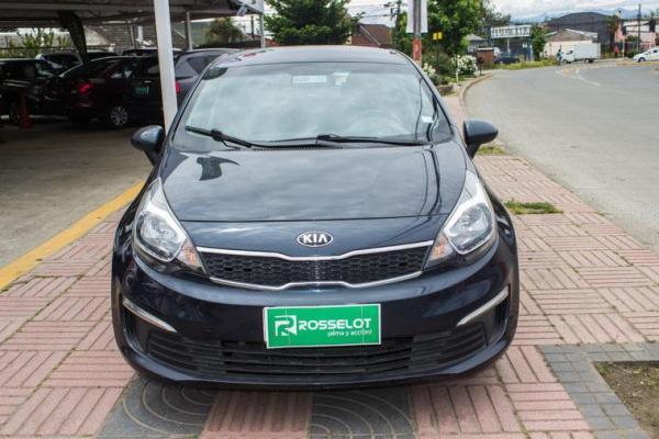 Kia Rio EX 1.2L MT año 2015