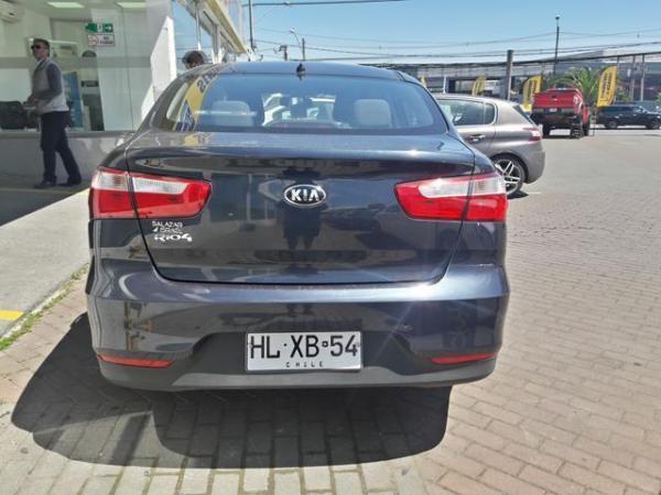 Kia Rio Rio 4 Ex 1.4 año 2016