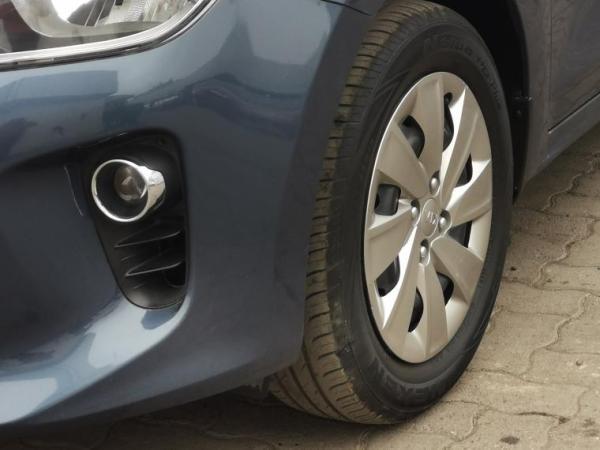Kia Rio 4 LX 1.4 MT A/C año 2018