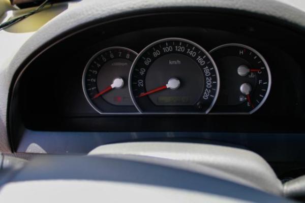 Kia Sorento N SORENTO 4X4 3.8 año 2007