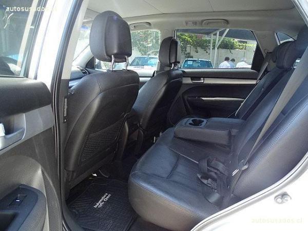 Kia Sorento CRDI 2.2 4WD año 2013