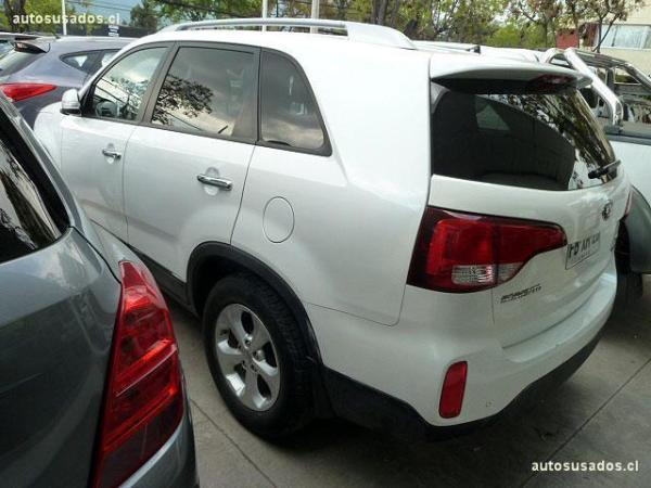 Kia Sorento EX 4WD CRDI año 2014