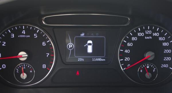 Kia Sorento ex 2.4 gls at 4x2 año 2017