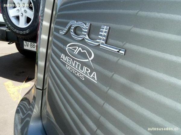 Kia Soul LX 1.6 año 2012
