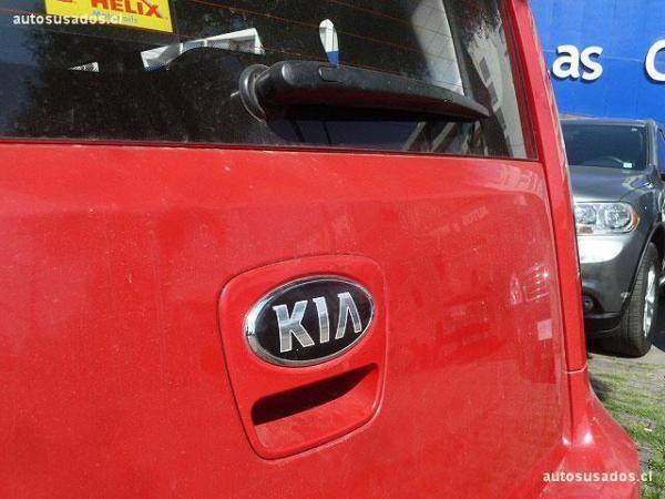 Kia Soul LX 1.6 año 2014