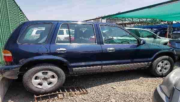 Kia Sportage COMPRAMOS CONTADO año 1995