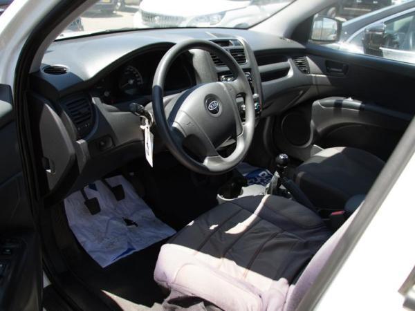 Kia Sportage SPORTAGE PRO II 2.0 año 2010
