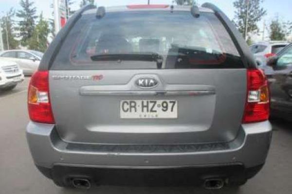 Kia Sportage PRO II LX 2.0 AU año 2010