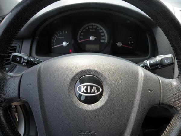 Kia Sportage Sportage Pro Ii Lx Dab año 2011