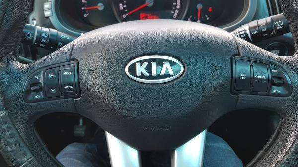 Kia Sportage 4x4 año 2012