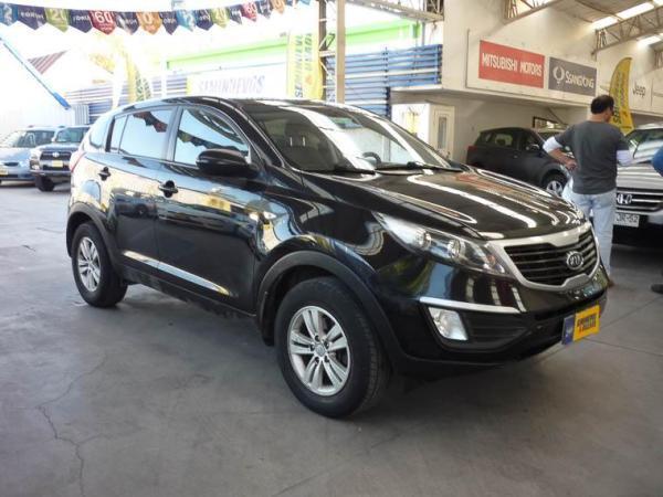 Kia Sportage Sportage Lx 2.0 año 2012