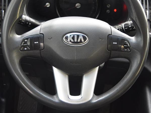 Kia Sportage SPORTAGE LX 2.0 año 2013
