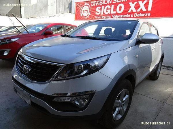 Kia Sportage LX 2.0 GLS 6MT AC 4X2 año 2015