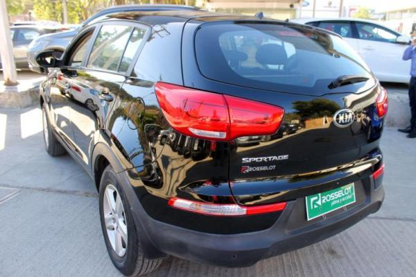 Kia Sportage LX 2.0 GLS año 2015