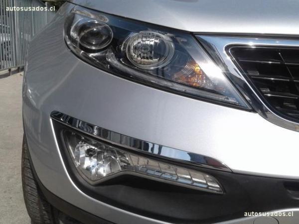 Kia Sportage LX 2.0 MT 4X2 DAB AC año 2015