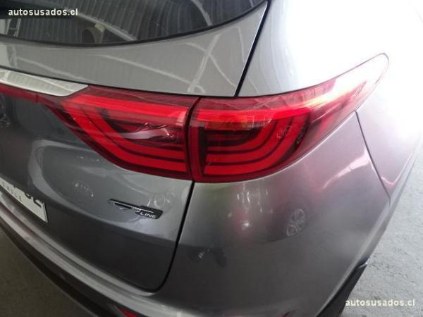 Kia Sportage GT LINE AWD 2.0 AT año 2016