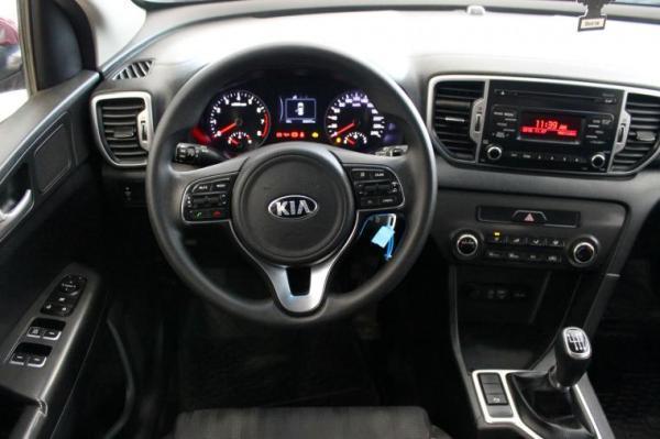 Kia Sportage LX 2.0L GLS año 2016