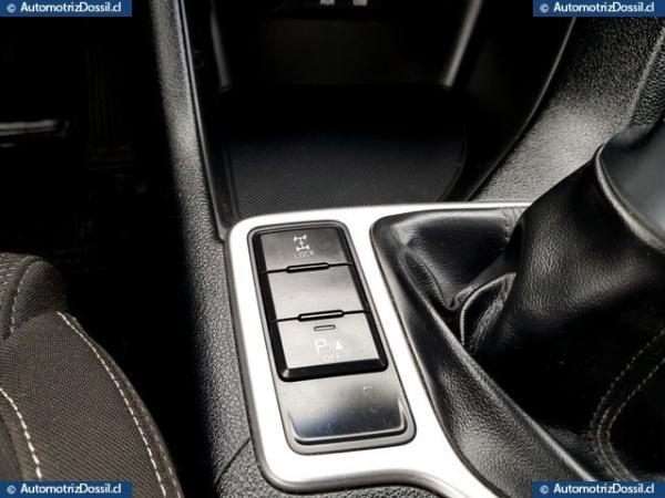 Kia Sportage LX 2.0 4X4 año 2016