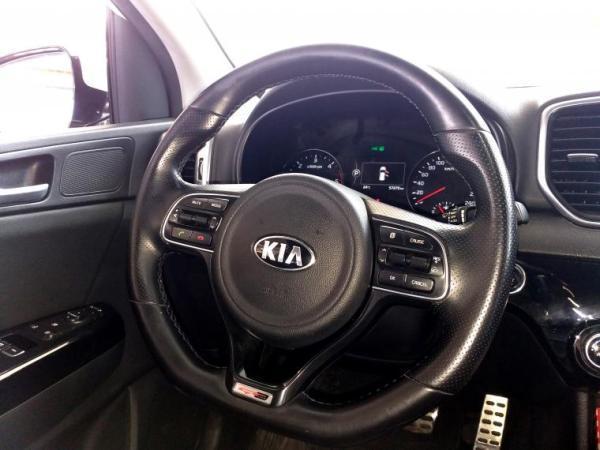 Kia Sportage LX 2.0 AT GTI año 2016