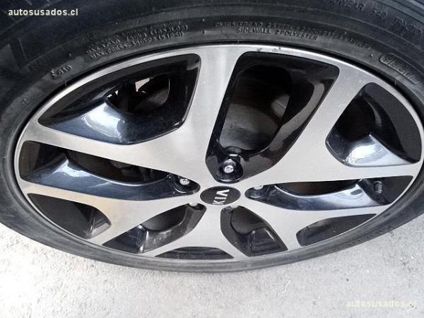 Kia Sportage GT LINE año 2016