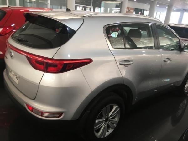 Kia Sportage SPORTAGE LX 2.0 MT año 2017
