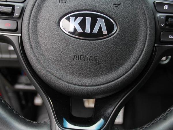 Kia Sportage GTL 2.0 año 2017
