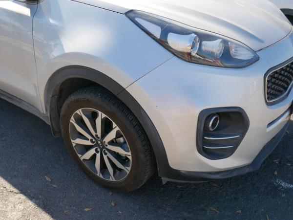 Kia Sportage LX 2.0 GSL MT 2WD 6AB año 2018
