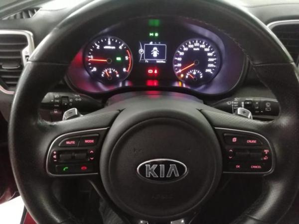 Kia Sportage GTLINE año 2018