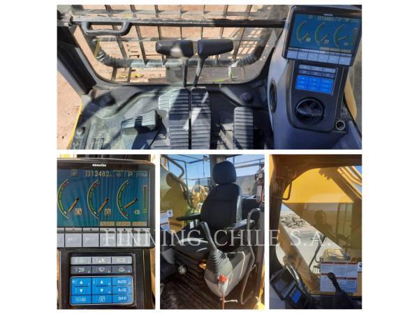 Komatsu PC450LC-8 PC 450 LC-8 año 2010