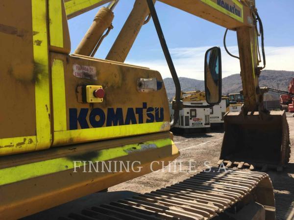 Komatsu PC450LC-8  año 2013