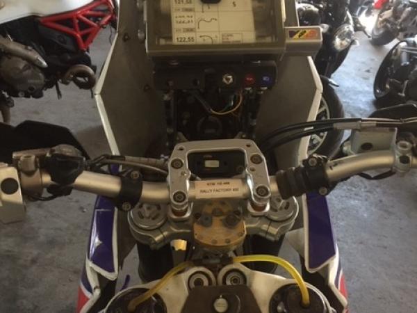 KTM 450 RALLY FACTORY año 2014