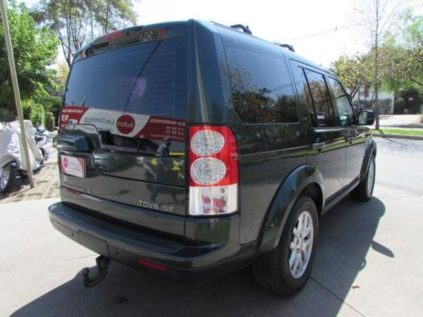 Land Rover Discovery 4 SE 2.7 DIÉSEL 4X4 año 2012