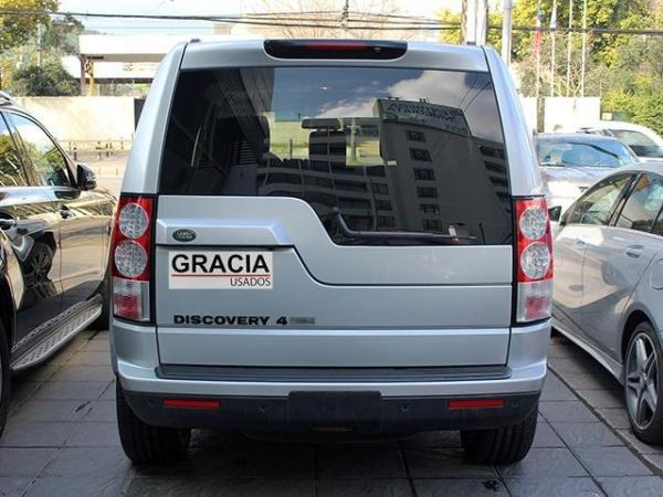 Land Rover Discovery 4 5.0 4WD AT año 2013