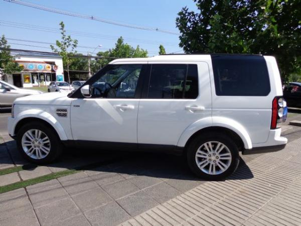 Land Rover Discovery 4 3.0 V6 4X4 año 2014
