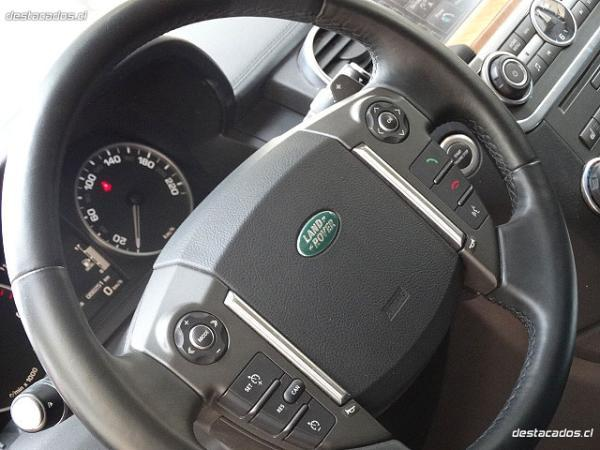 Land Rover Discovery HSE SDV6 año 2014