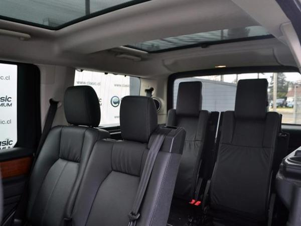 Land Rover Discovery 4 HSE año 2014