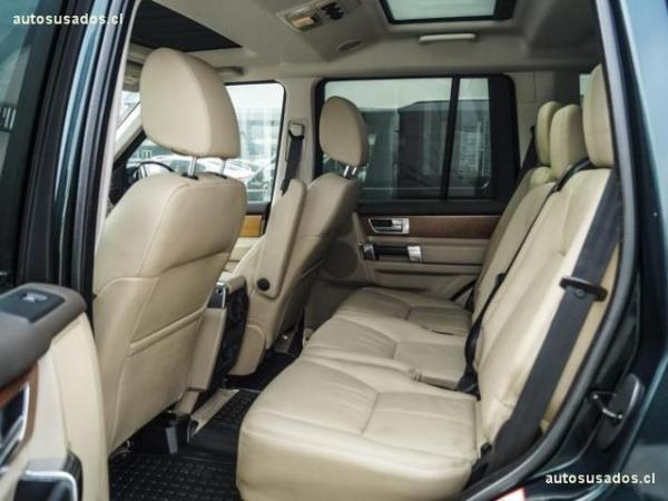 Land Rover Discovery 4 HSE SCV6 año 2015