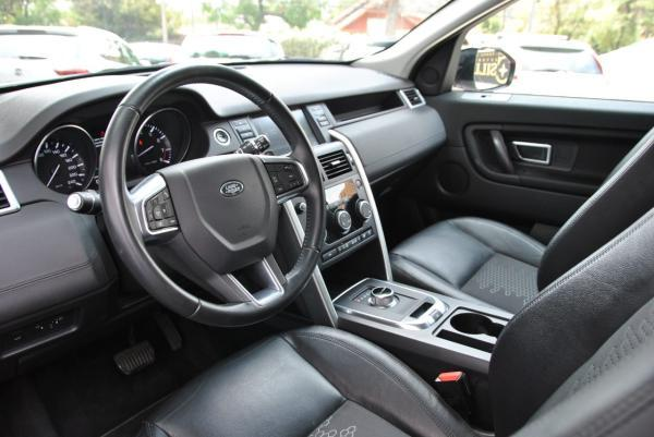 Land Rover Discovery SPORT 2.0 AWD año 2015