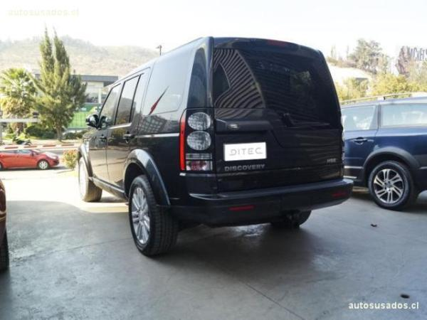 Land Rover Discovery 4 HSE año 2015