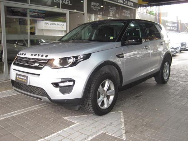 Land Rover Discovery Discovery Sport 4x4 2.0 año 2015