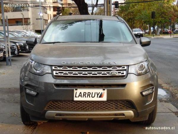 Land Rover Discovery Sport 2.2 - año 2015