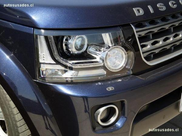 Land Rover Discovery 4 SE año 2015