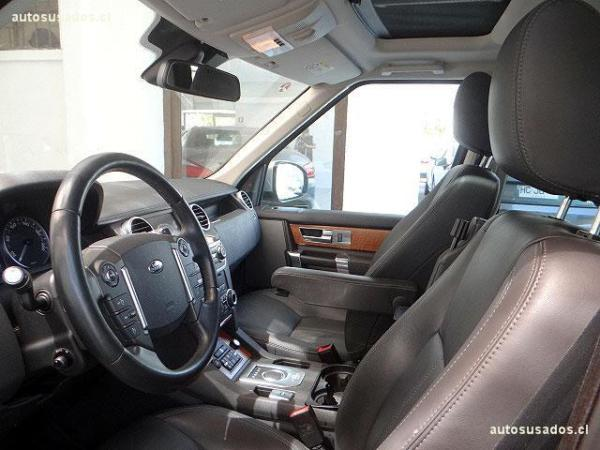 Land Rover Discovery HSE año 2015
