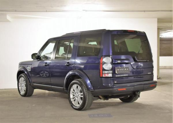 Land Rover Discovery 3.0 HSE 4X4 año 2016