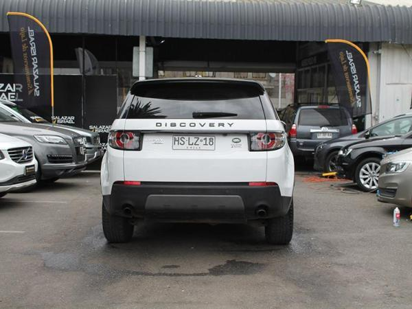 Land Rover Discovery DISCOVERY SPORT 4X4 2.0 año 2016