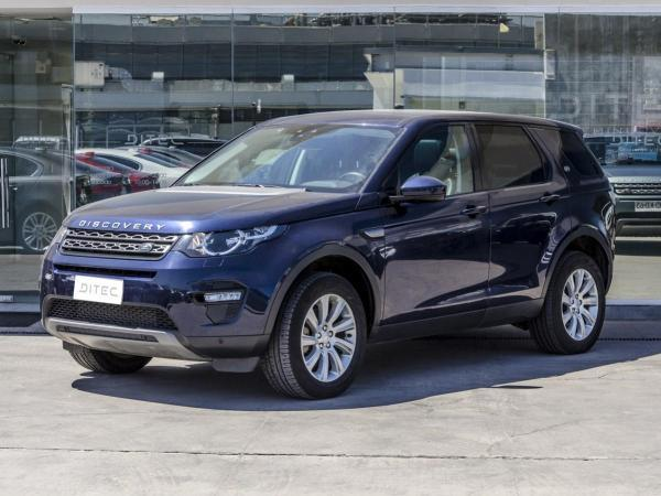 Land Rover Discovery SPORT año 2016
